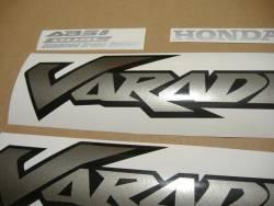 Honda Varadero XL1000VA 2005 full decals set