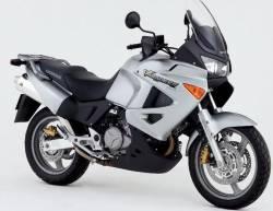 Honda XL 1000V 2006 logo decals set