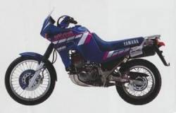Yamaha Tenere XTZ660 1991-1992 blue labels