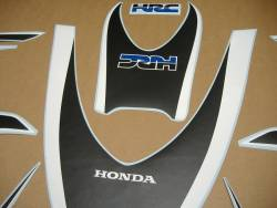Honda Fireblade 2008-2009 HRC custom sticker set