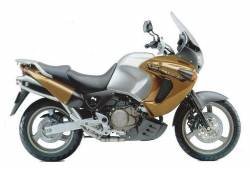 Honda Varadero XL 1000V 1999 golden stickers set