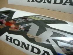 Honda Varadero XL1000V 1999 gold adhesives