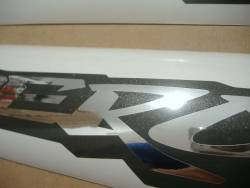 Honda Varadero 2000 black decals set