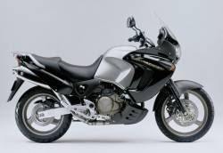 Honda Varadero 2000 black decals kit