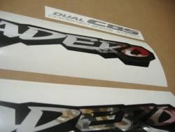 Honda XL1000V 2000 Varadero graphics set