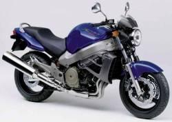 Honda X11 CB1100SF blue logo decals set