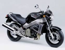 Honda X11 CB1100SF 2001 black graphics set