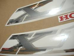Honda X11 CB1100SF 2001 black decals