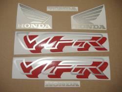 Honda VFR 750 RC36 1997 black reproduction graphics
