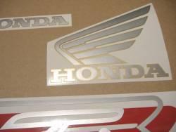 Honda VFR750 RC36 1997 black replica decals
