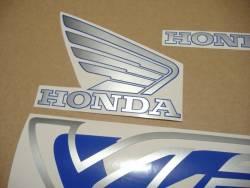 Honda VFR 750 RC36 1996 dark blue adhesives