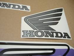 Honda VFR RC36 1994 grey reproduction decals