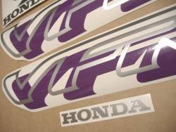 Honda VFR RC36 1995 black reproduction graphics