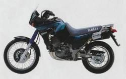 Yamaha Tenere 1993 black graphics kit