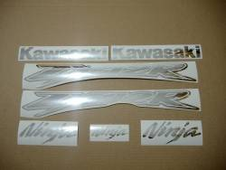 Kawasaki-zx12r-custom-chrome-grey-decals-kit