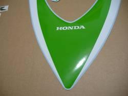 Honda CBR 1000RR lime green HRC 2010 decal set