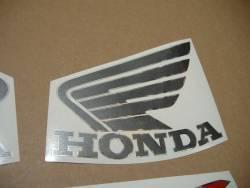 Honda CB 600S Hornet 2003-2004 silver sticker set