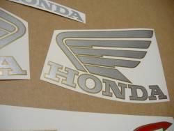 Honda CB600S Hornet S 2004-2005 black graphics