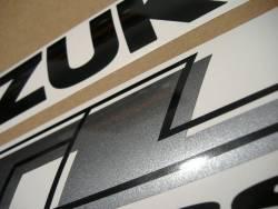 Suzuki TL1000s 1999-2000 V-twin yellow adhesives