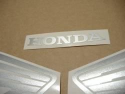 Honda CBF 1000 2011-2012 black full decal set