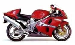 Suzuki TL1000R V-twin 2001 red replica adhesives