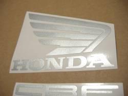 Honda CBF500 2005 black replica adhesives