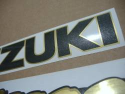 Suzuki TL 1000s 1997 red replacement adhesives
