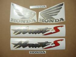 Honda Hornet 600S 2003 black reproduction stickers