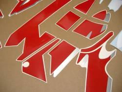 Honda CBR 600f F3 1997-1998 emblems logo set
