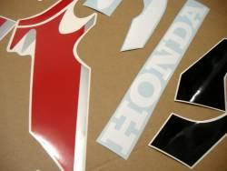 Honda CBR 600f F3 1997-1998 replica decals kit