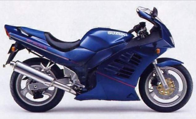 Suzuki Rf600r 1994-1995 Replica Decals Set