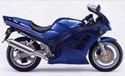 Suzuki RF 600R 1994-1996 blue color full decals kit