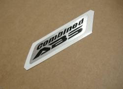 Honda 600RR 2013-2014 ABS full reproduction sticker kit