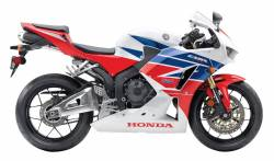 Honda CBR 600RR 2013-2014 HRC replica graphics set