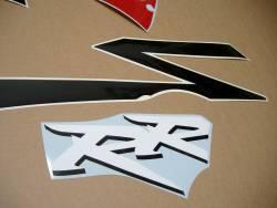 Honda 954rr Fireblade  2003 black/red logo emblems set