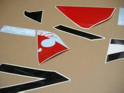 Honda 954rr Fireblade  03 black/red replacement logo emblems