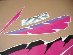 Kawasaki ZXR750 1994-1995 Ninja black/purple graphics
