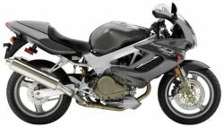 Honda Superhawk VTR 1000F titanium/graphite grey decals