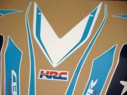 Honda 1000RR HRC 2014 replacement sticker kit