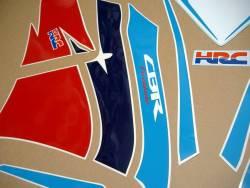 Honda CBR 1000RR Fireblade HRC 2014 graphics