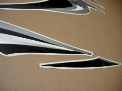 Honda CBF125 2012-2013 white reproduction graphics
