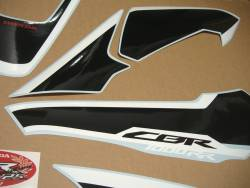 Honda CBR 1000RR 2017 sc77 red anniversary adhesives set