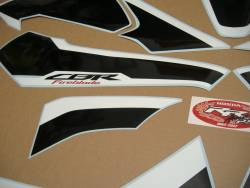 Decals for Honda Fireblade RR SC77 red anniversary version