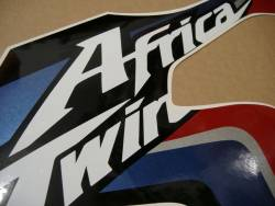 Graphics for Honda Africa Twin CRF 2015 white version