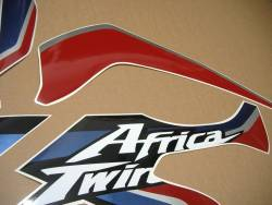 Decals for Honda Africa Twin CRF 2015 white version
