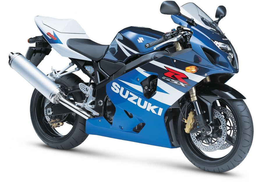 suzuki gsx r 600 2004 k4 2005 decals set white blue version moto. Black Bedroom Furniture Sets. Home Design Ideas