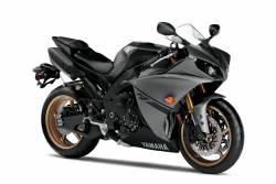 adhesives (complete aftermarket set) for Yamaha R1 2013-2014 black version