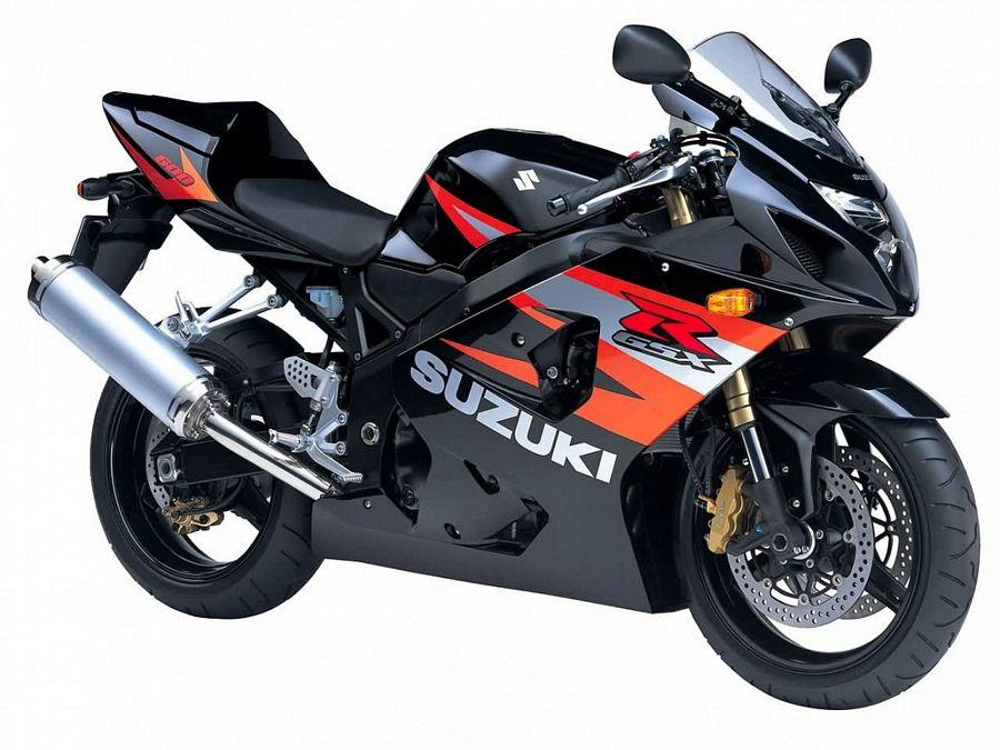 suzuki gsx r 600 2004 k4 2005 decals set black orange. Black Bedroom Furniture Sets. Home Design Ideas