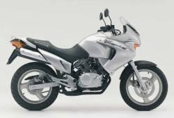 Honda Varadero XL 125V 02-03 grey replacement decals set