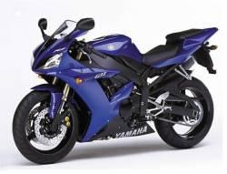 Yamaha R1 2002 (RN09/5PW) blue restoration stickers set